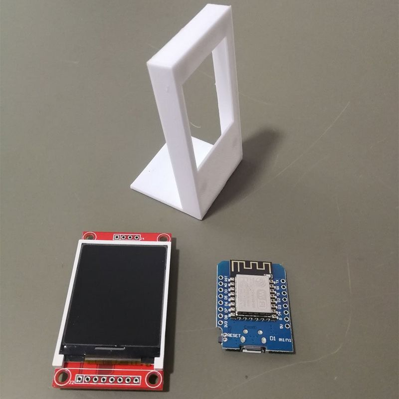 Cheap and Cute Digital PhotoFrame Without SD Card on ESP8266and1-8inch TFT 002.jpg