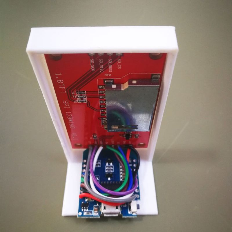 Cheap and Cute Digital PhotoFrame Without SD Card on ESP8266and1-8inch TFT 008.jpg
