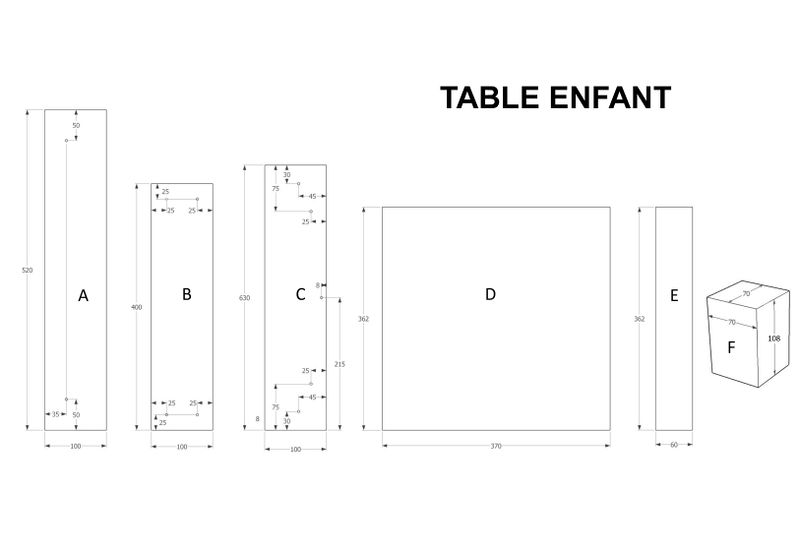 Table de bricolage repliable Coupes table enfant.jpg
