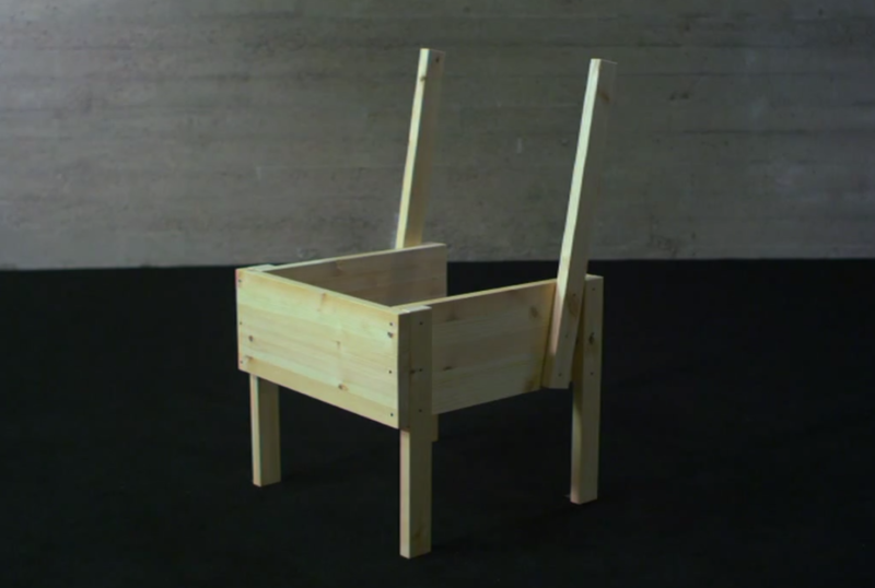 Chaise Sedia assise en bois open-source Chaise Sedia 08.png